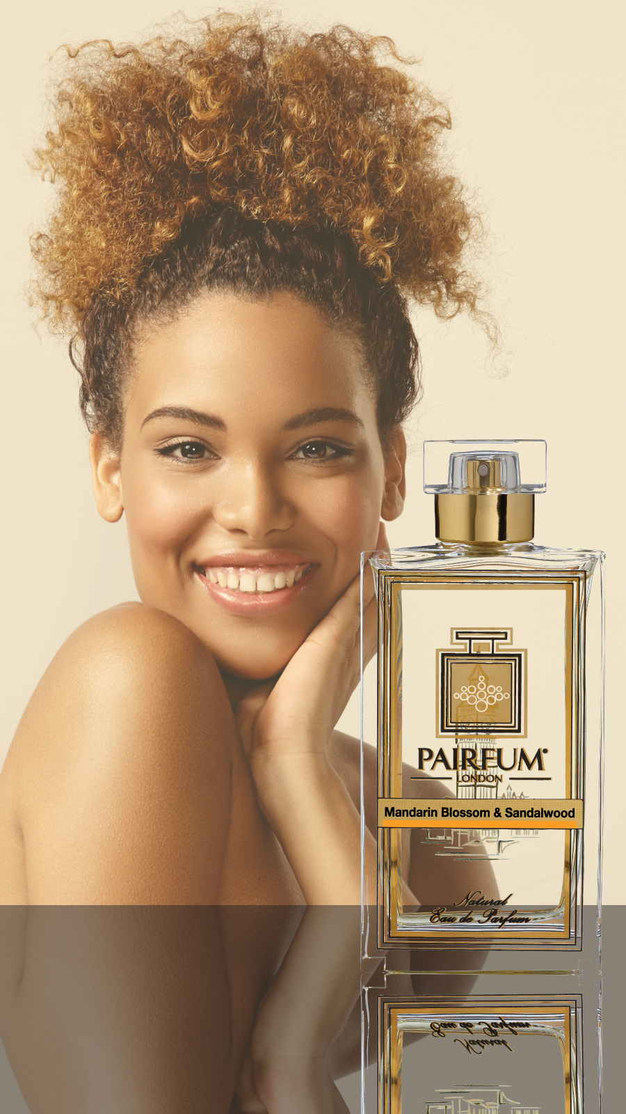 Eau De Parfum Person Reflection Mandarin Blossom Sandalwood Woman 9 16