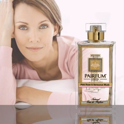 Eau De Parfum Person Reflection Pink Rose Sensuous Musk Woman 1 1