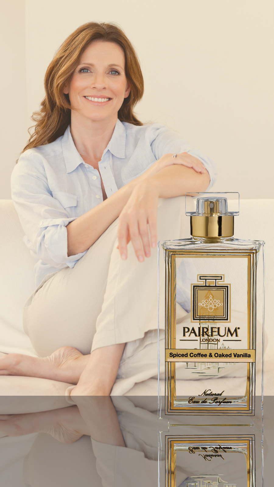Eau De Parfum Person Reflection Spiced Coffee Oaked Vanilla 9 16