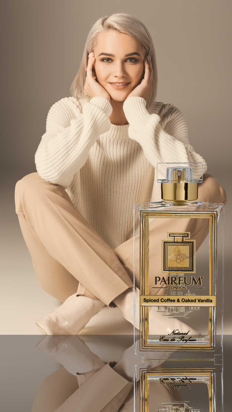 Eau De Parfum Person Reflection Spiced Coffee Oaked Vanilla Woman 9 16