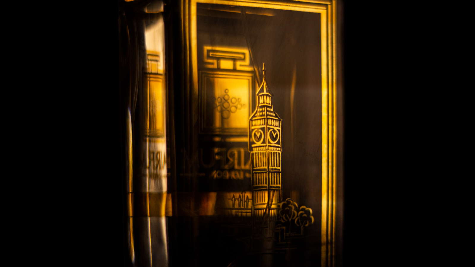 Pairfum Eau De Parfum Back Gold London 16 9