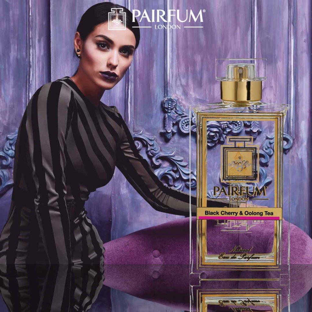 Pairfum Person Reflection Black Cherry Oolong Tea Eau De Parfum