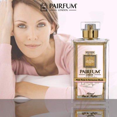 Pairfum Person Reflection Pink Rose Sensuous Musk Eau De Parfum Woman