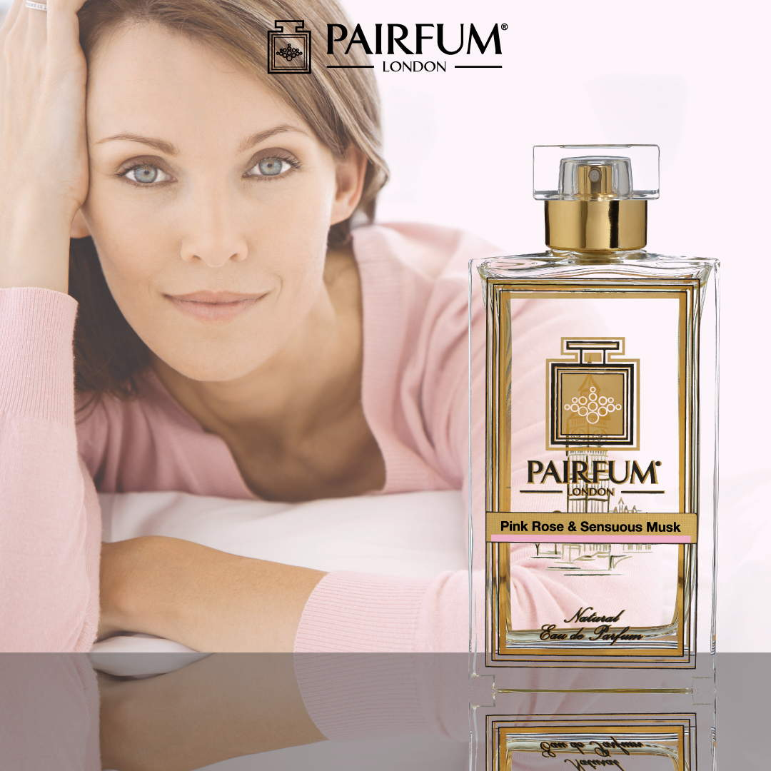 Pairfum Person Reflection Pink Rose Sensuous Musk Eau De Parfum Woman