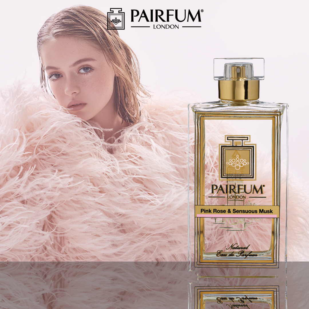 Pairfum Person Reflection Pink Rose Sensuous Musk Eau De Parfum
