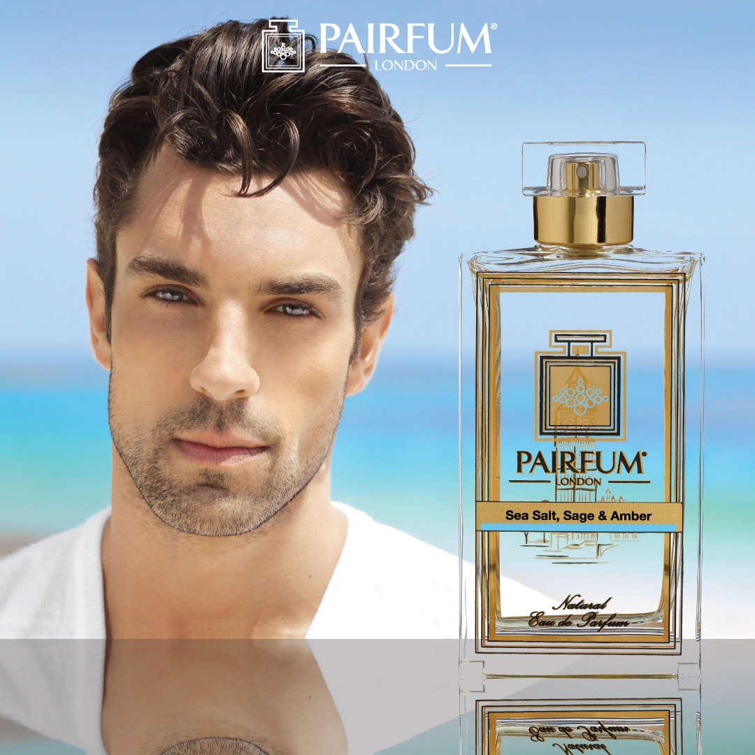Pairfum Person Reflection Sea Salt Sage Amber Eau De Parfum Man