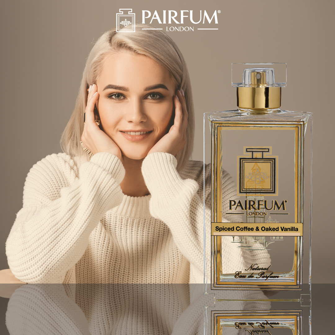 Pairfum Person Reflection Spiced Coffee Oaked Vanilla Eau De Parfum Woman