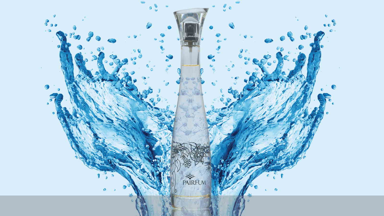 Flacon Room Perfume Spray Aqua Spa 16 9