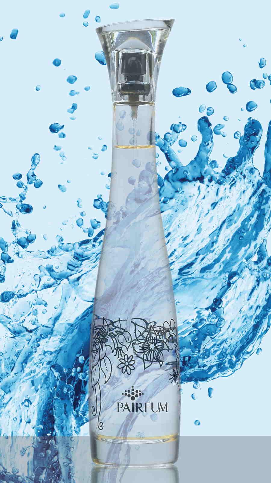 Flacon Room Perfume Spray Aqua Spa 9 16