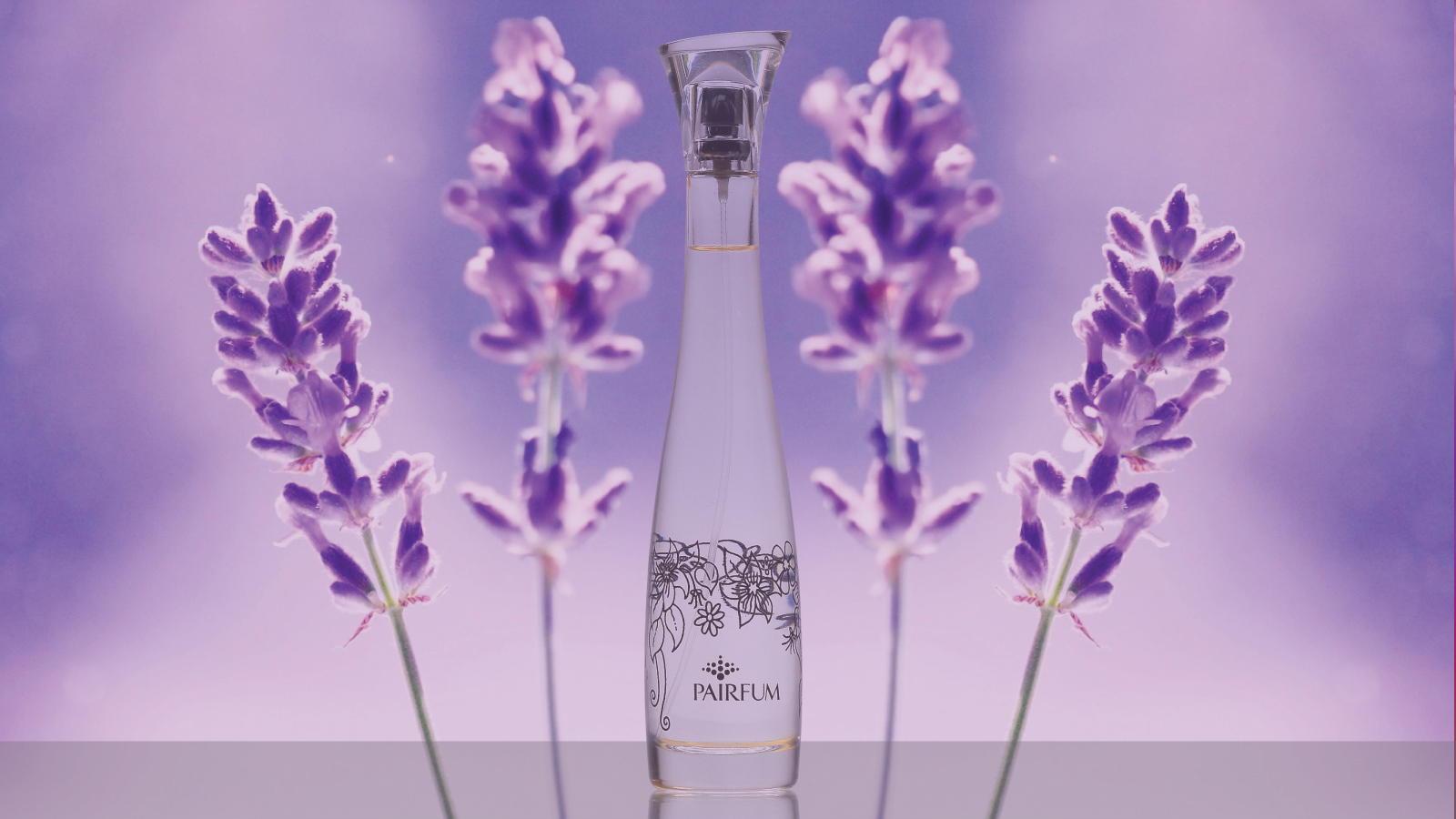 Flacon Room Perfume Spray Lavender Flower 16 9