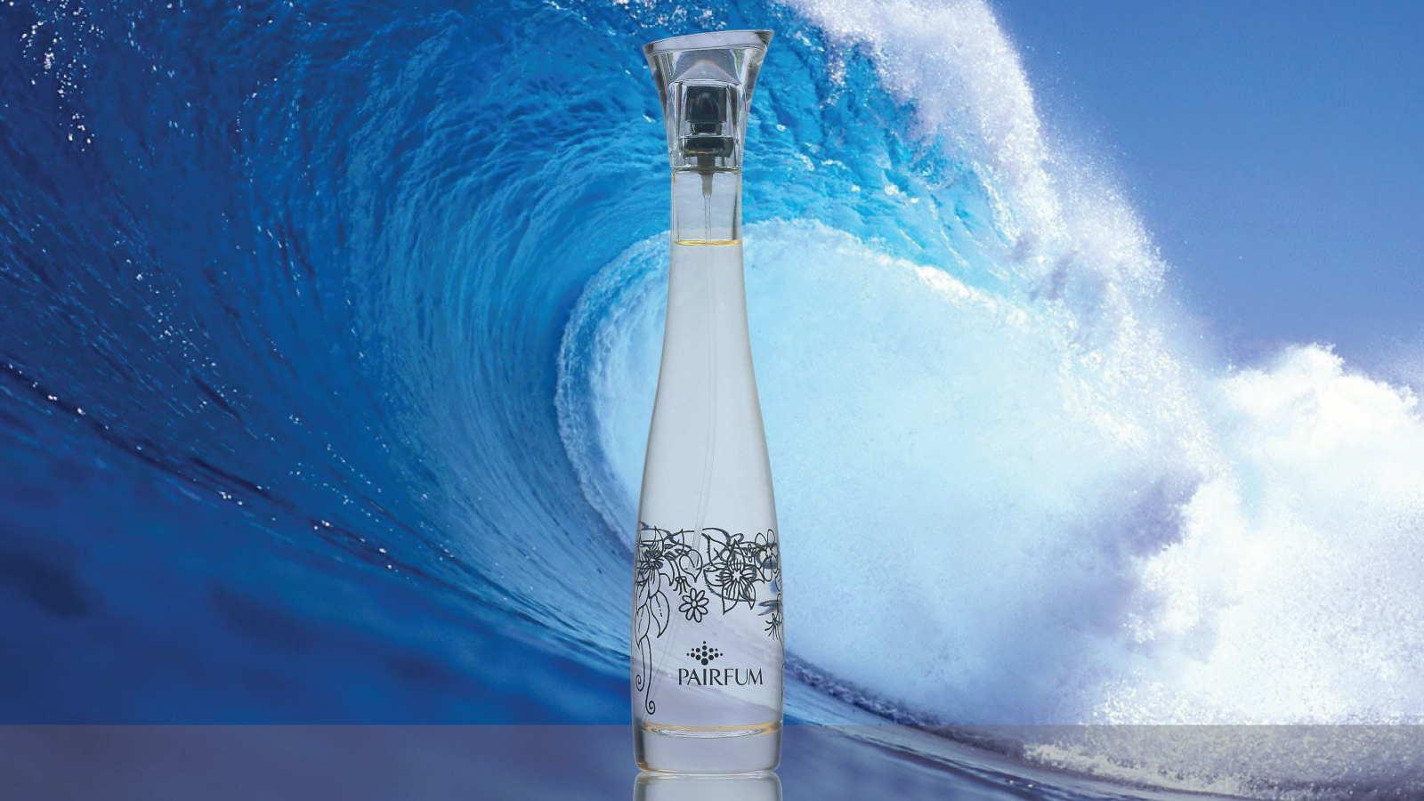 Flacon Room Perfume Spray Marine Wave 16 9