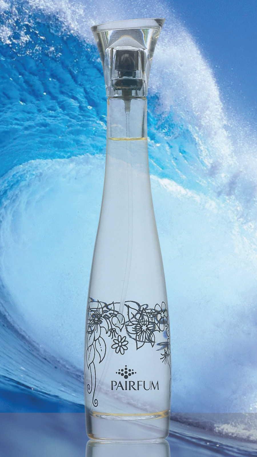 Flacon Room Perfume Spray Marine Wave 9 16