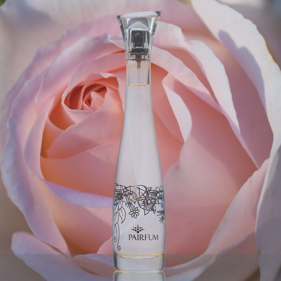 Flacon Room Perfume Spray Rose Pink Flower 1 1