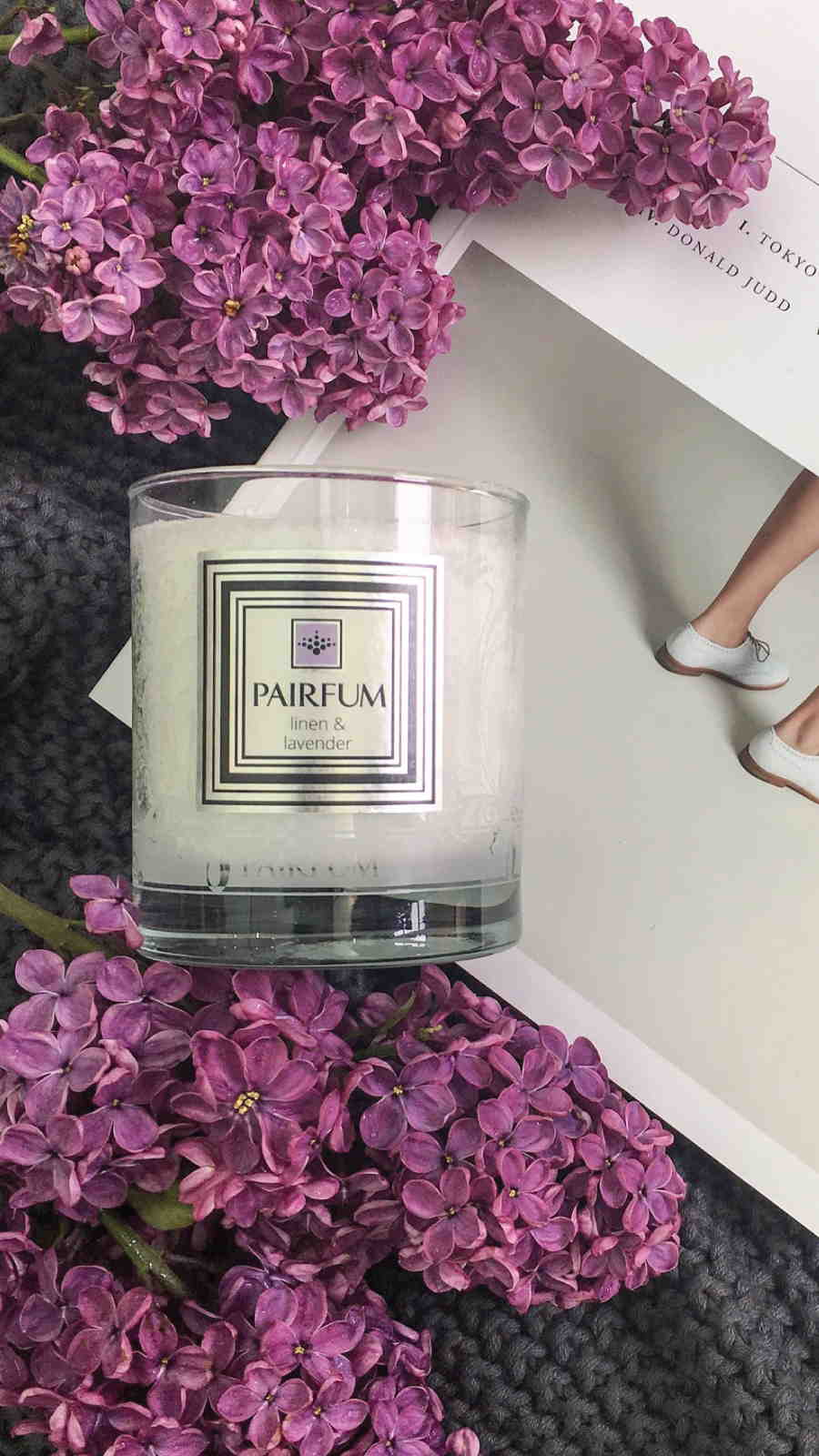 Home Fragrance Luxury Scented Snow Crystal Candle Flower 9 16