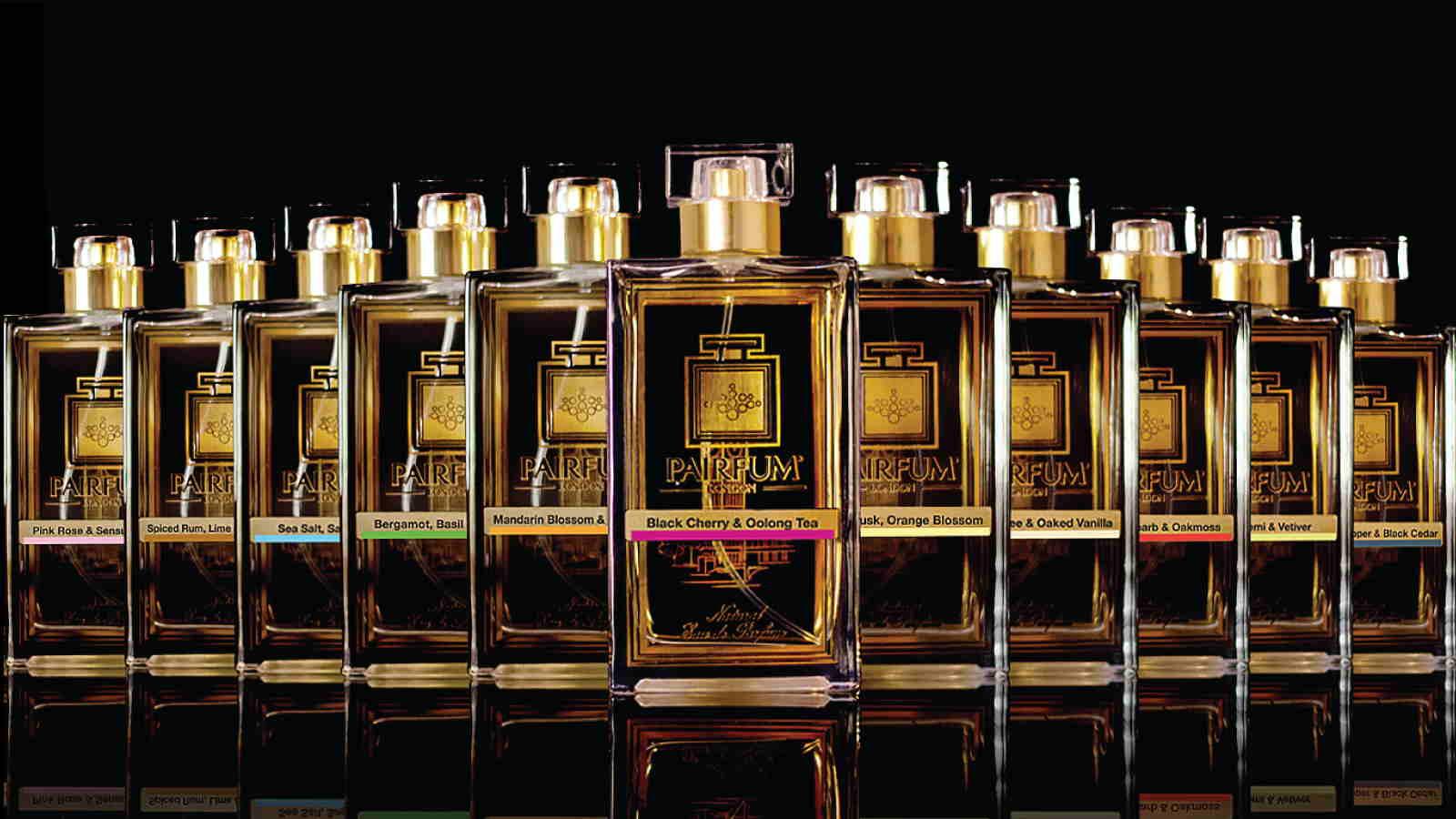 Natural Niche Eau De Parfum Range 16 9