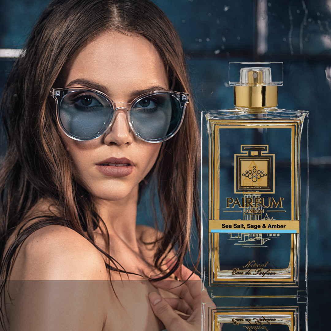 Eau De Parfum Person Reflection Sea Salt Sage Amber Woman Black 1 1