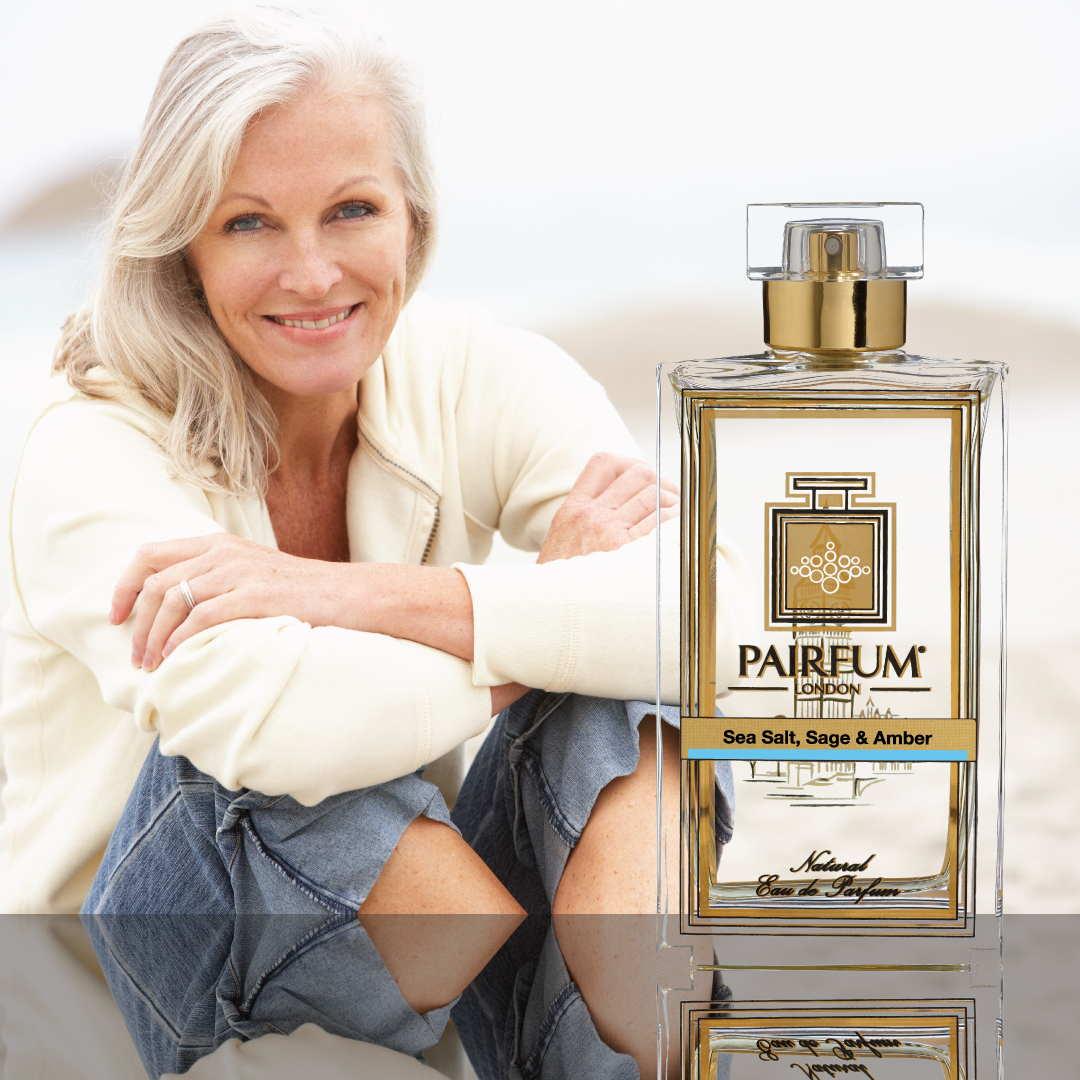 Eau De Parfum Person Reflection Sea Salt Sage Amber Woman Sand 1 1