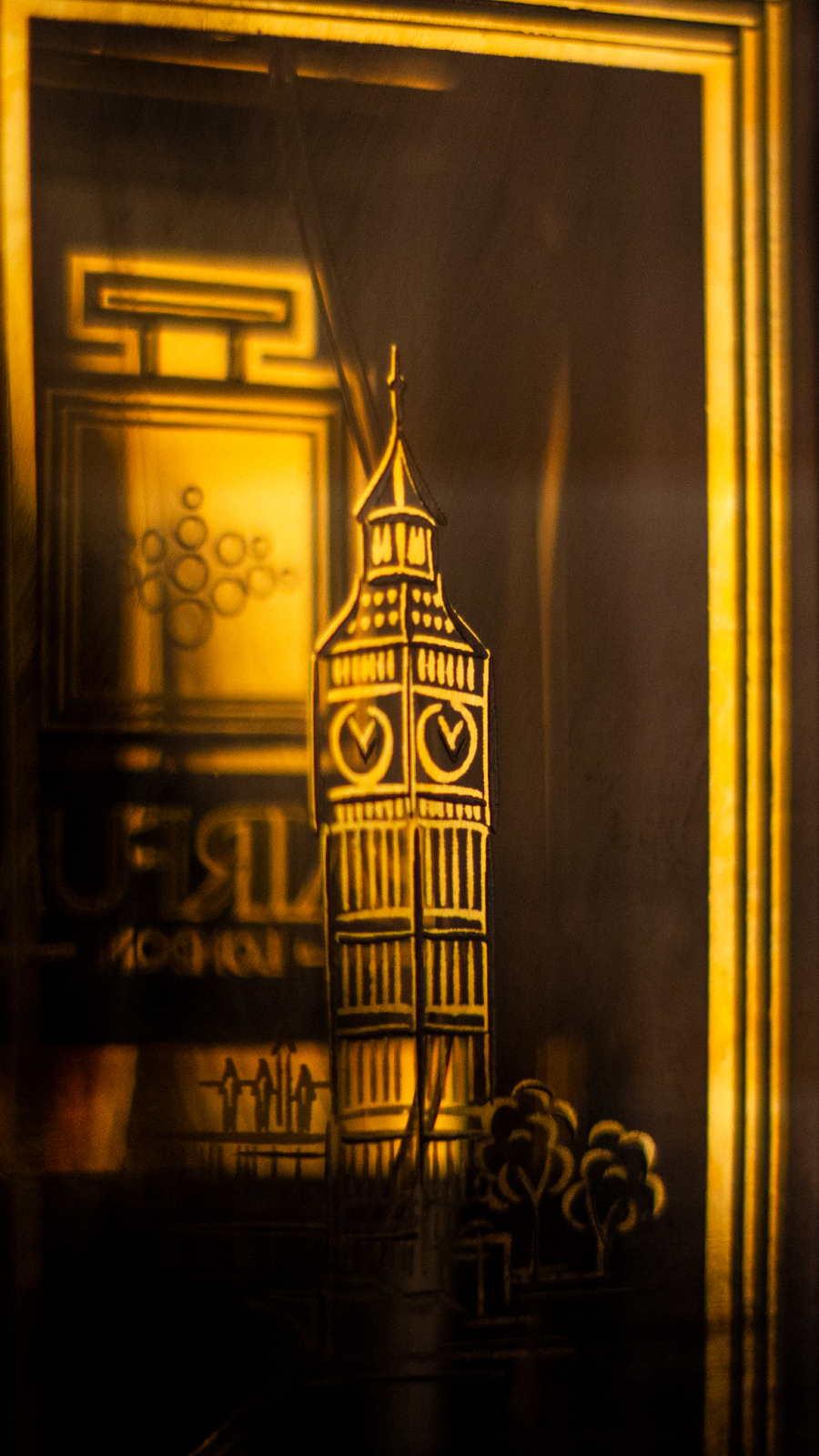 Pairfum Eau De Parfum Back Gold London 9 16