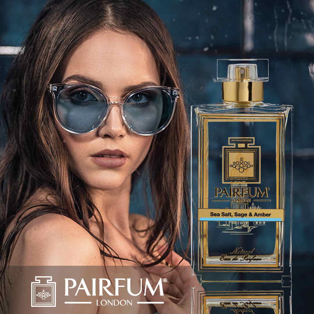 Pairfum Eau De Parfum Person Reflection Sea Salt Sage Amber Woman Black 1 1
