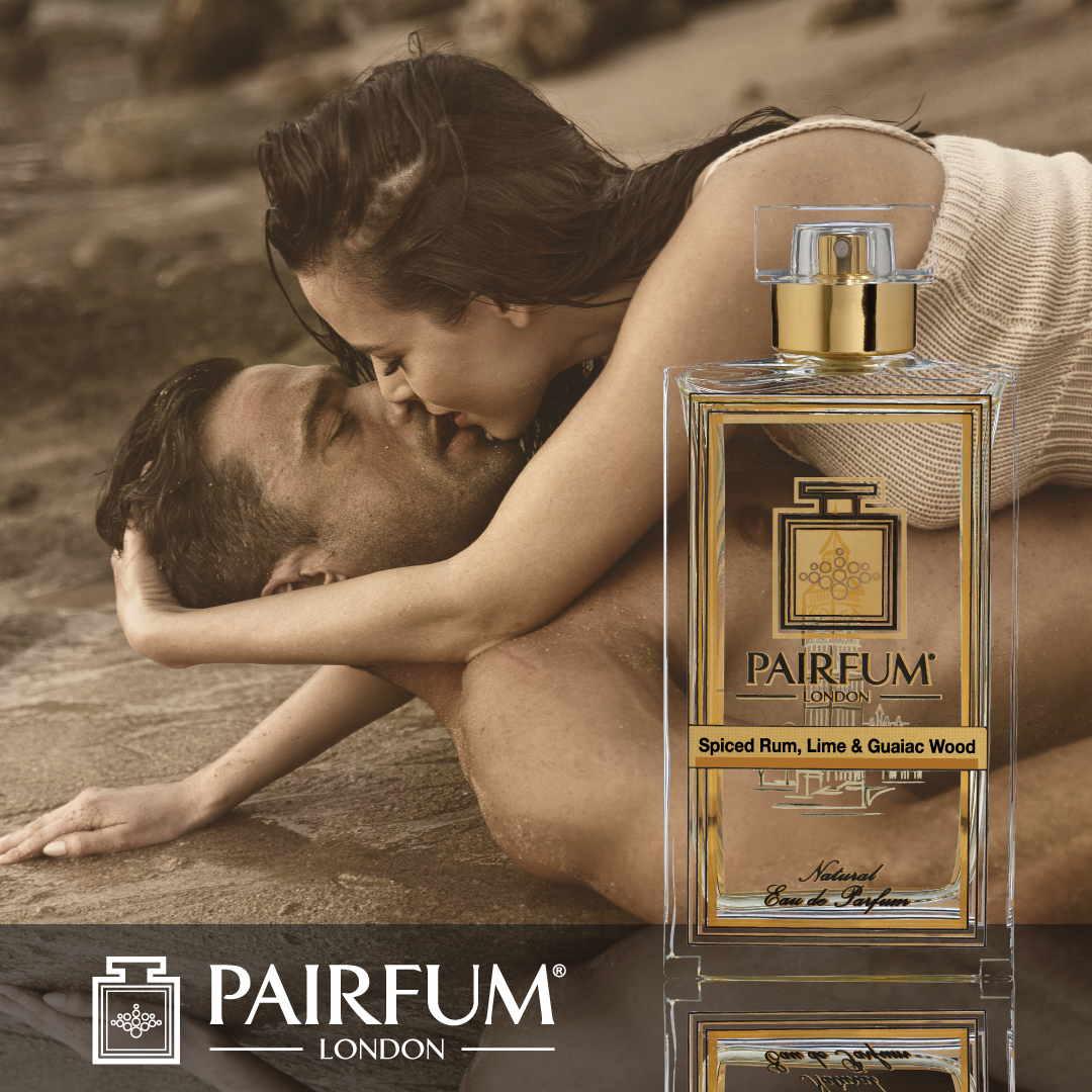 Pairfum Eau De Parfum Person Reflection Spiced Rum Lime Guaiac Wood Couple Kiss 1 1