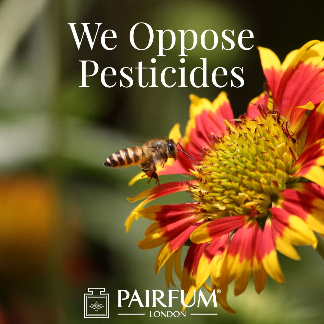 Pollinator Pairfum London Opposes Bee Killing Pesticides 1 1