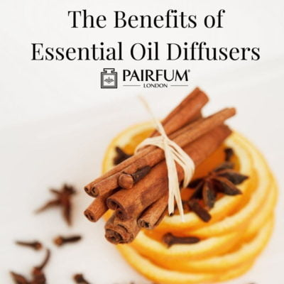 Essential Oil Diffuser Benefits Title Image