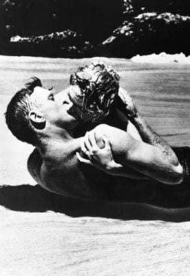 From Here To Eternity Burt Lancaster Deborah Kerr