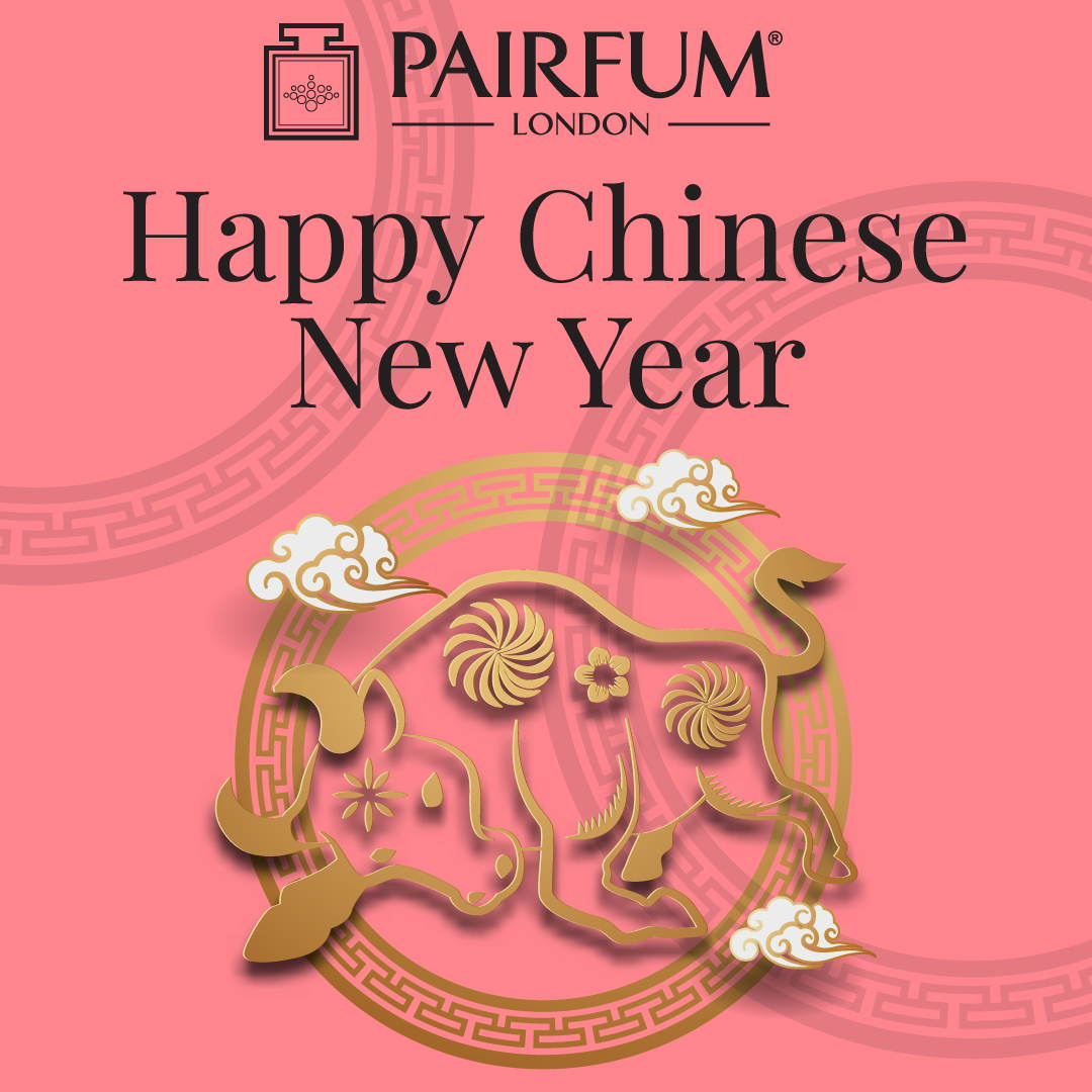 Pairfum London Happy Chinese New Year 2021 Bull 1 1