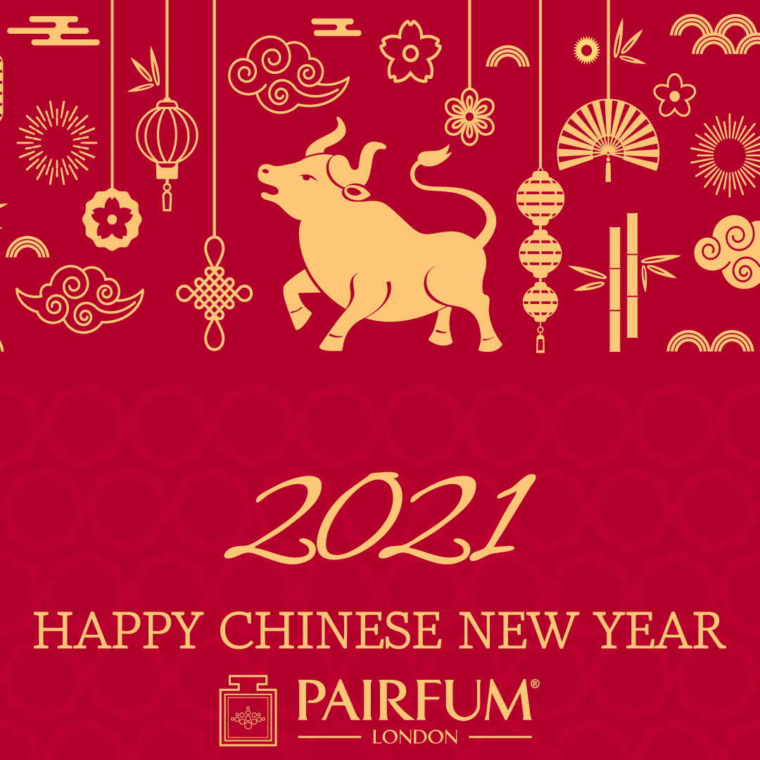 Pairfum London Happy Chinese New Year 2021 Mandarin Orange 1 1