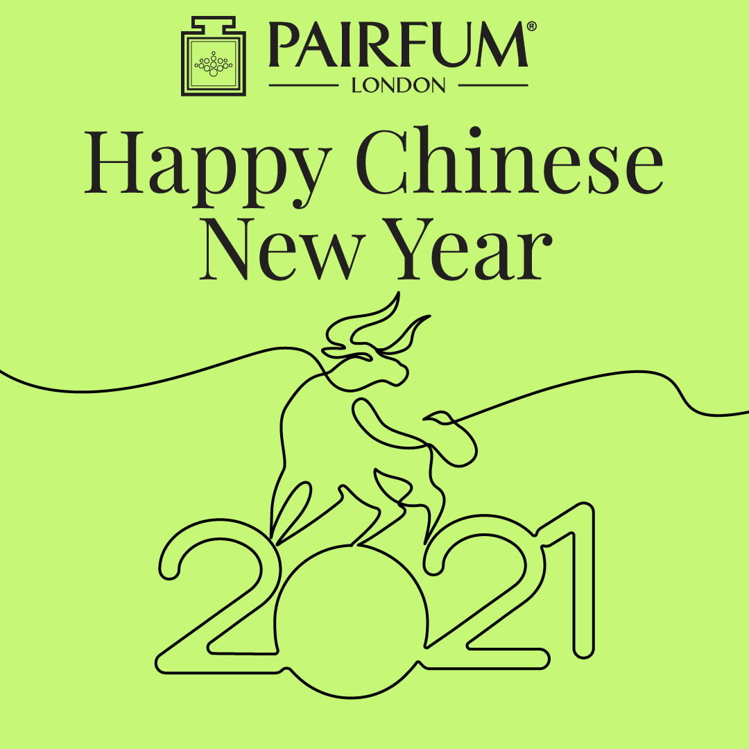 Pairfum London Happy Chinese New Year 2021 Ox 1 1