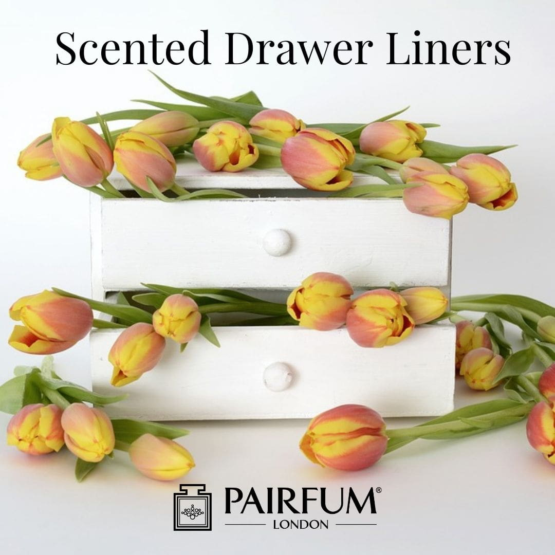 Floral Drawer Liners
