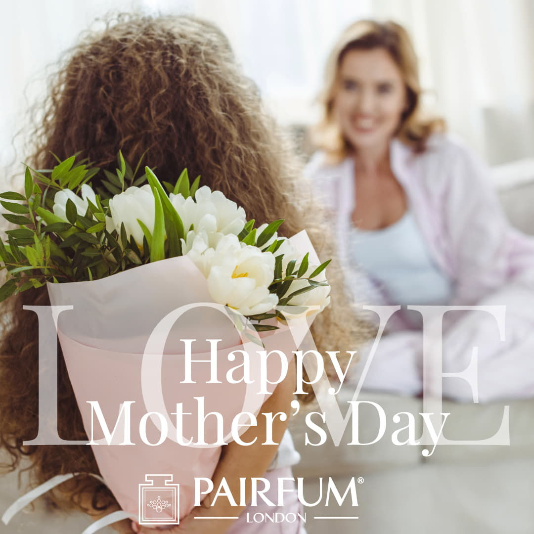 Pairfum London Happy Mothers Day Daughter Love Bouquet