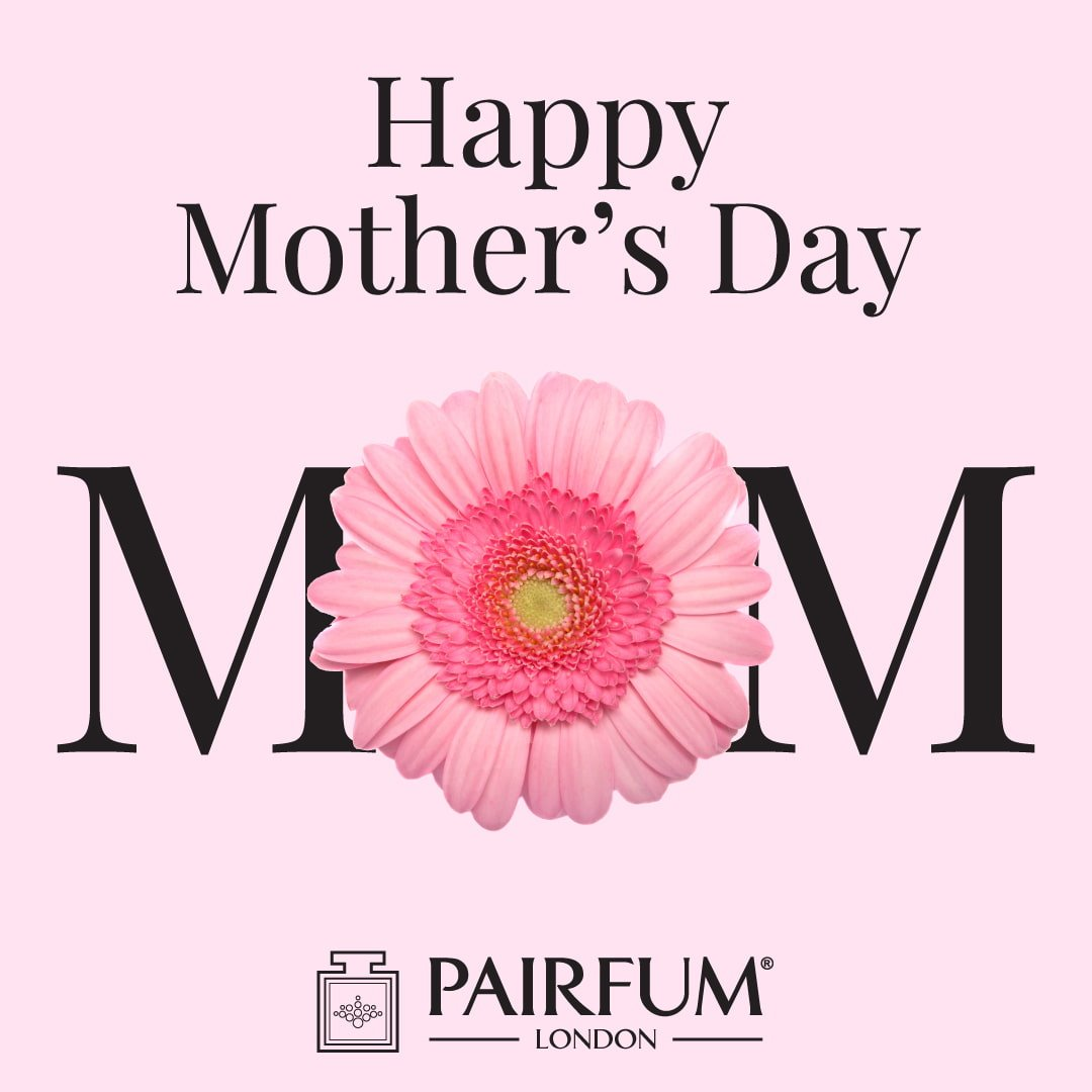 Pairfum London Happy Mothers Day Gerbera Love Flower