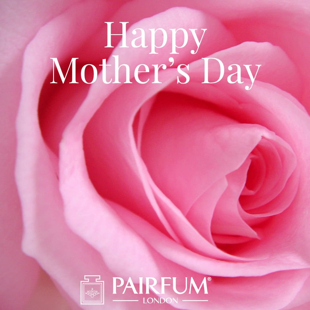 Pairfum London Happy Mothers Day Rose Flower Pink