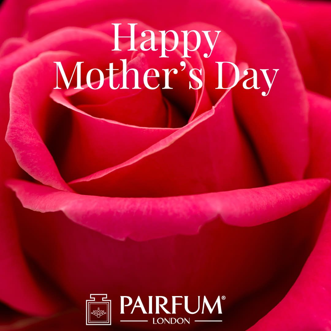 Pairfum London Happy Mothers Day Rose Flower Red