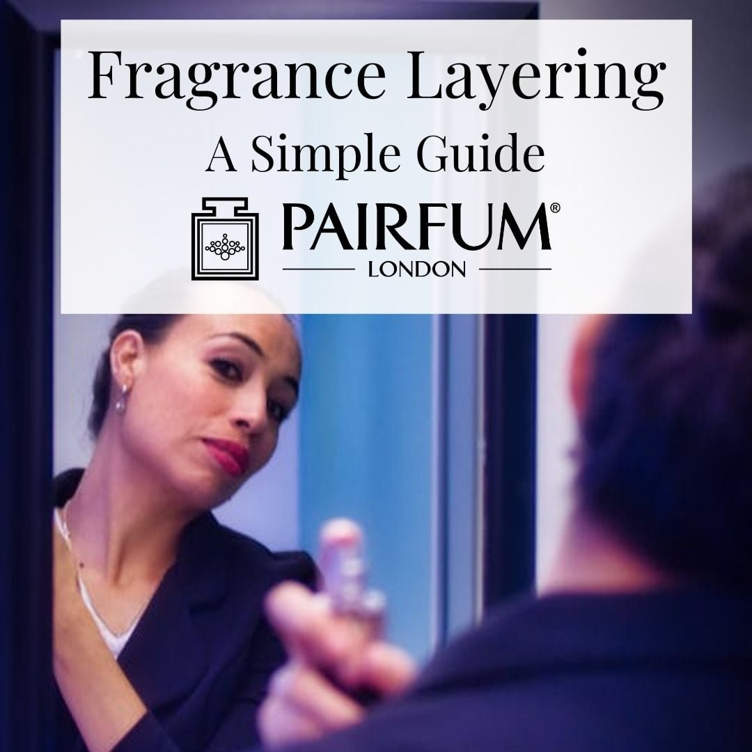 Professional Woman Layering A Fragrance