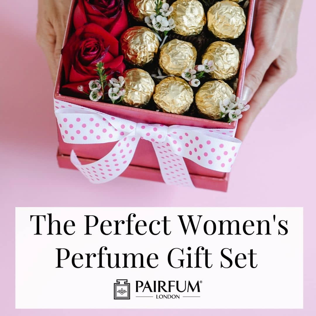 A Perfect Women's Perfume Gift Set