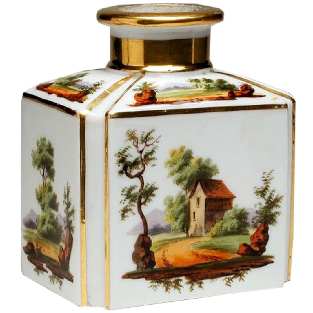 History Of Perfume 18th Century White Perfume Bottle 1 1