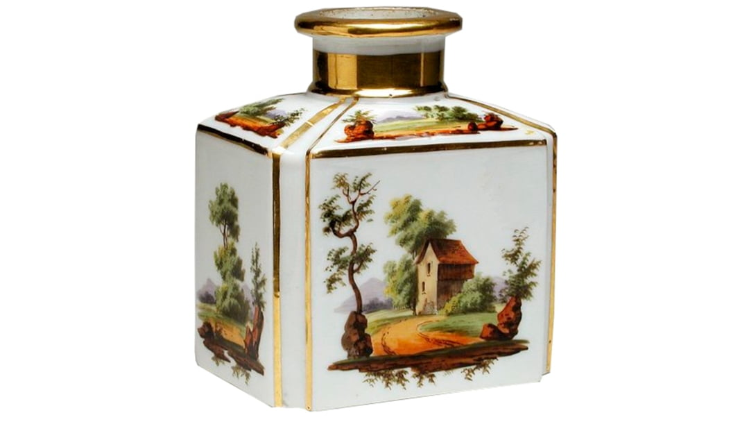 History Of Perfume 18th Century White Perfume Bottle 16 9