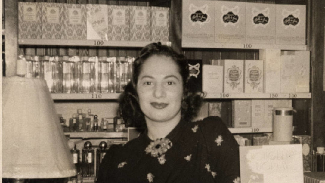 History Of Perfume 1940s Perfume Female Shop Assistant 16 9