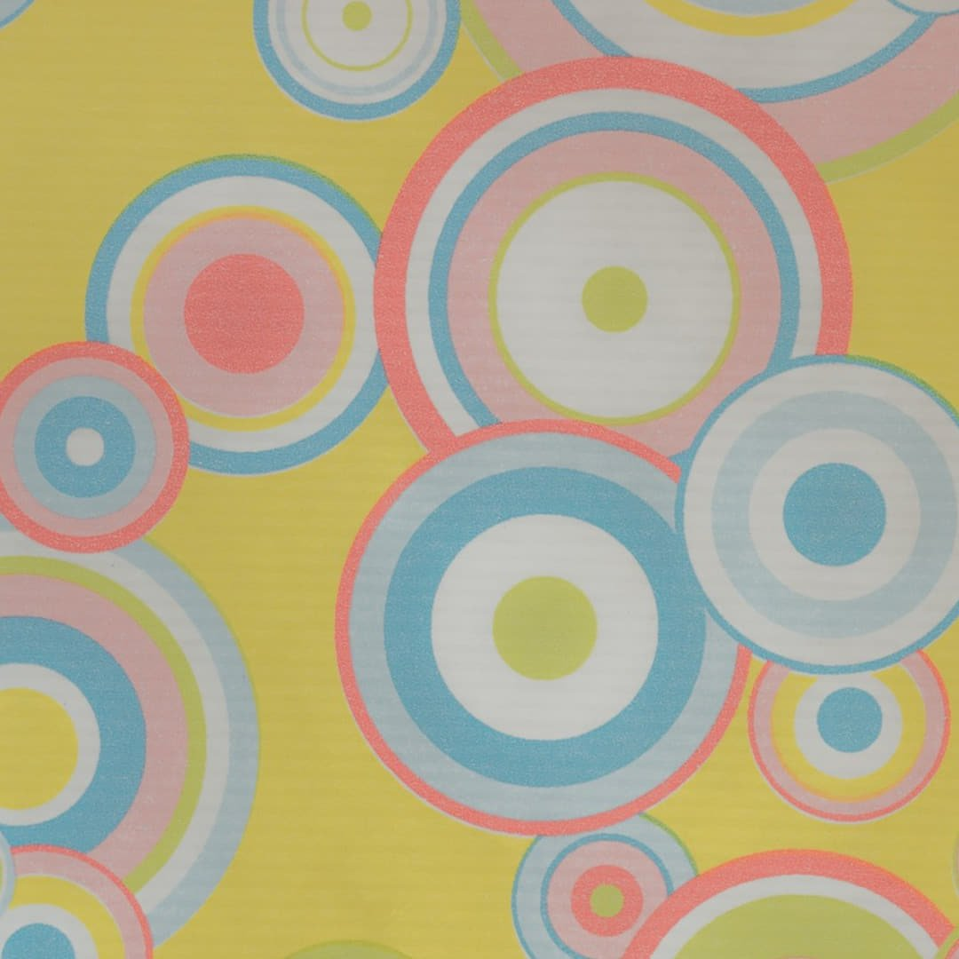 History Of Perfume 1970s Bright Yellow Wall Paper 1 1
