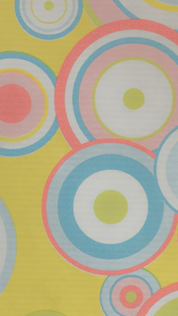 History Of Perfume 1970s Bright Yellow Wall Paper 9 16