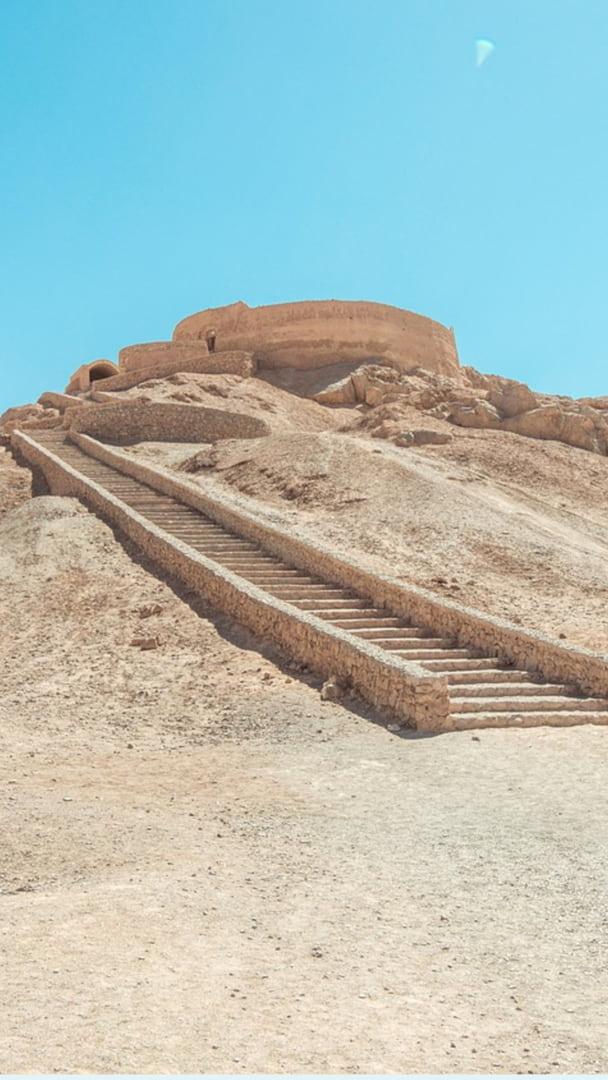 History Of Perfume Ancient Persian Landmark 9 16
