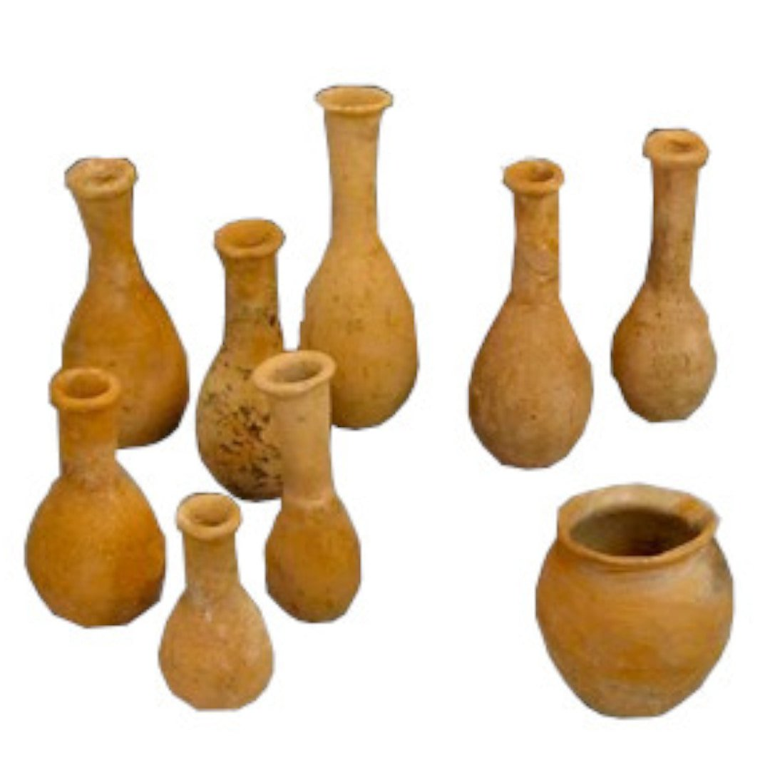 History Of Perfume Ancient Roman Perfume Bottles & Flasks 1 1