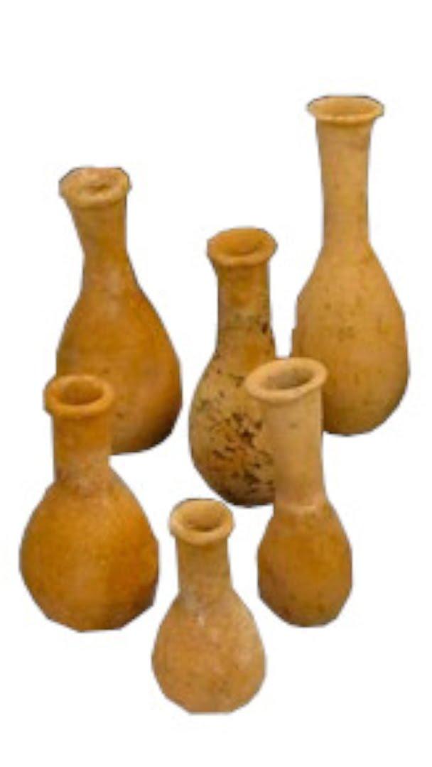 History Of Perfume Ancient Roman Perfume Bottles & Flasks 9 16