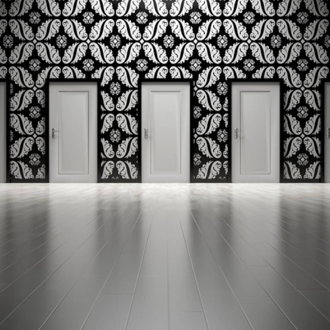 History Of Perfume Black And White Doors 1 1