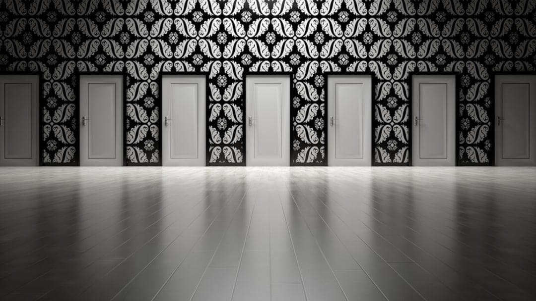 History Of Perfume Black And White Doors 16 9