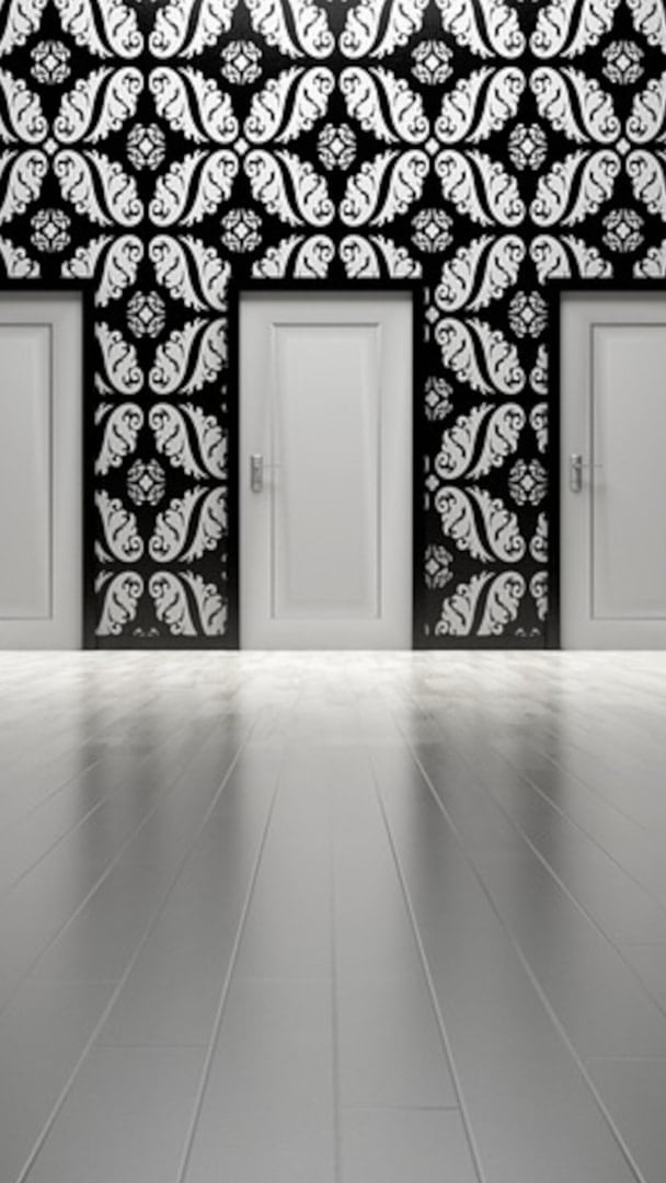 History Of Perfume Black And White Doors 9 16