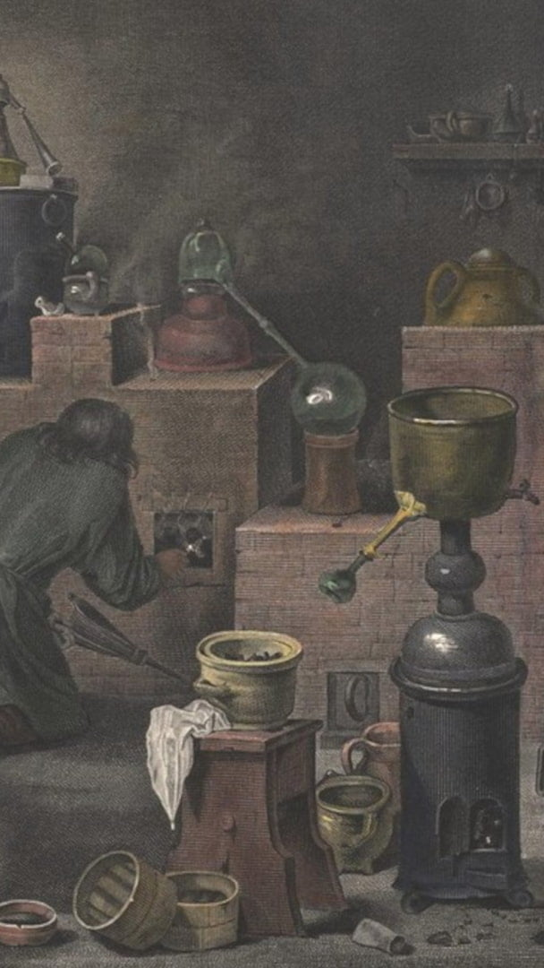 History Of Perfume Medieval Production Of Perfume 9 16