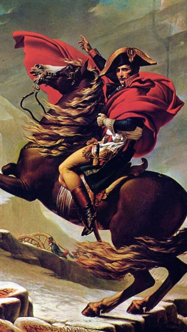 History Of Perfume Napoleon Bonaparte On Horseback 9 16